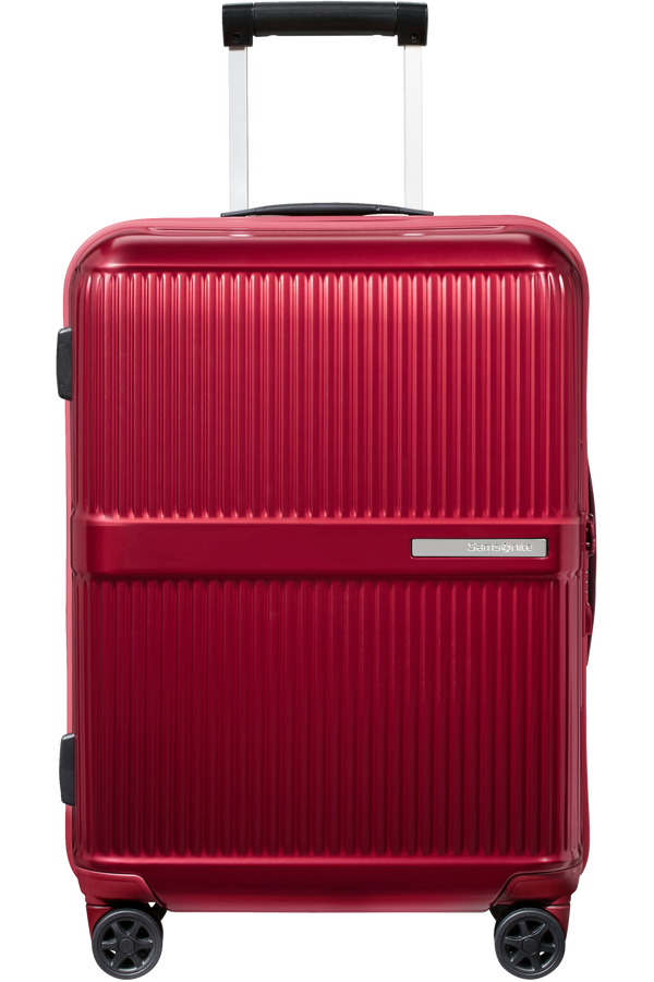 Samsonite Dorsett Spinner 55cm  Matte Metallic Red