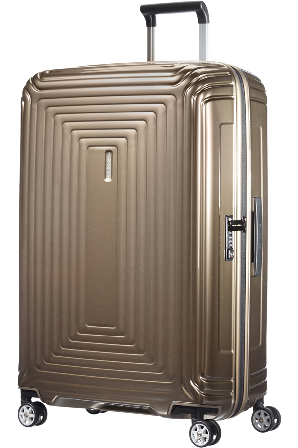 Samsonite Neopulse Spinner 75cm Sable métal