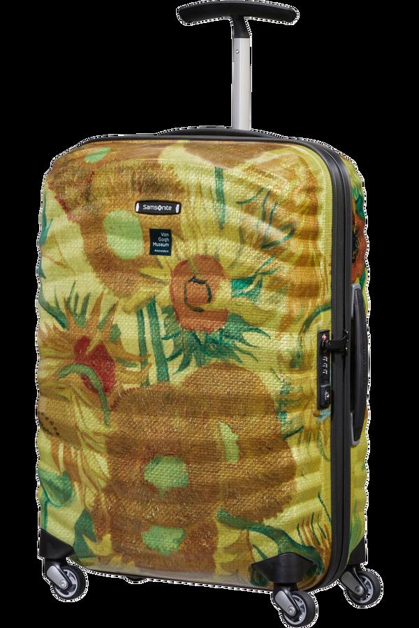 Samsonite Lite-Shock Spinner S2957 55cm Sunflowers