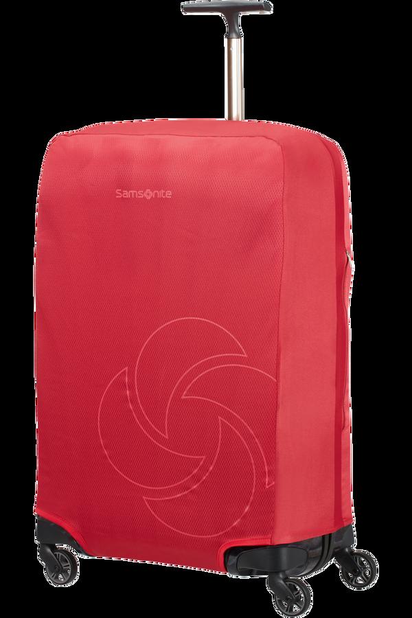 Samsonite Global Ta Foldable Luggage Cover M Rouge