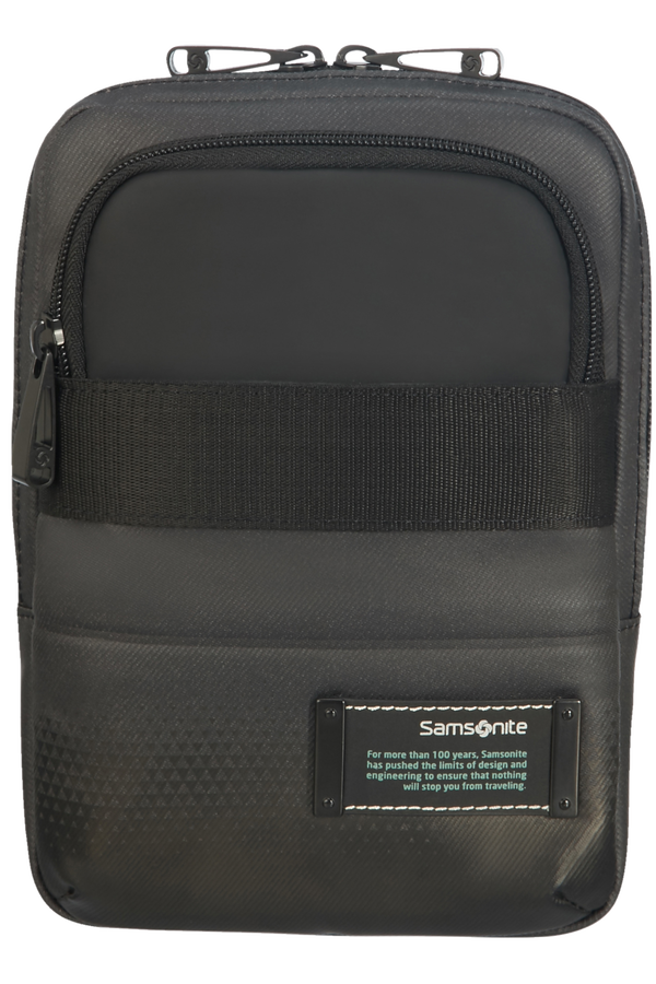 Samsonite Cityvibe 2.0 Tablet Crossover Bag S  Jet noir