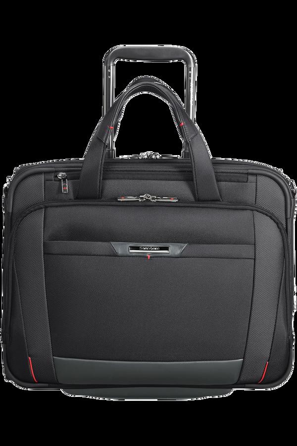 Samsonite Pro-Dlx 5 Business Case WH Expandable  39.6cm/15.6inch Noir