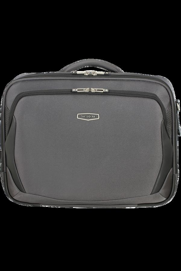 Samsonite X'blade 4.0 Laptop Shoulder Bag  gris / noir