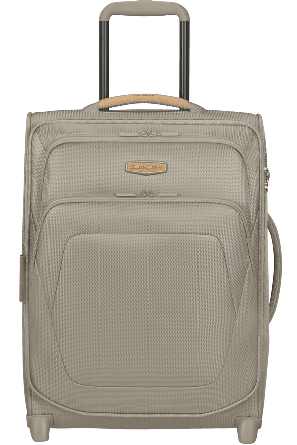 Samsonite Spark Sng Eco Upright Expandable Length 40cm 55cm  Sand