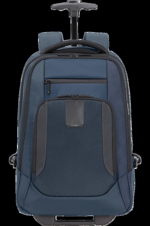 Samsonite Cityscape Evo Laptop Backpack with Wheels  15.6inch Blau