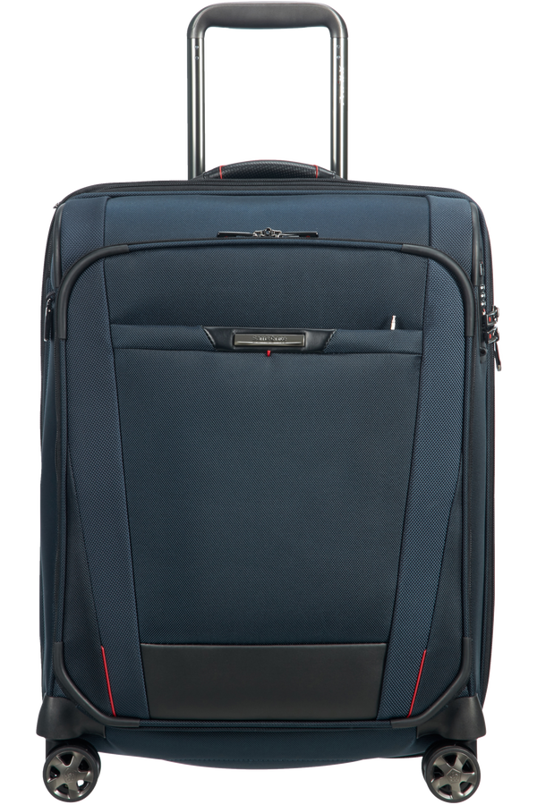 Samsonite Pro-Dlx 5 Spinner Expandable 55cm  Oxford Blue