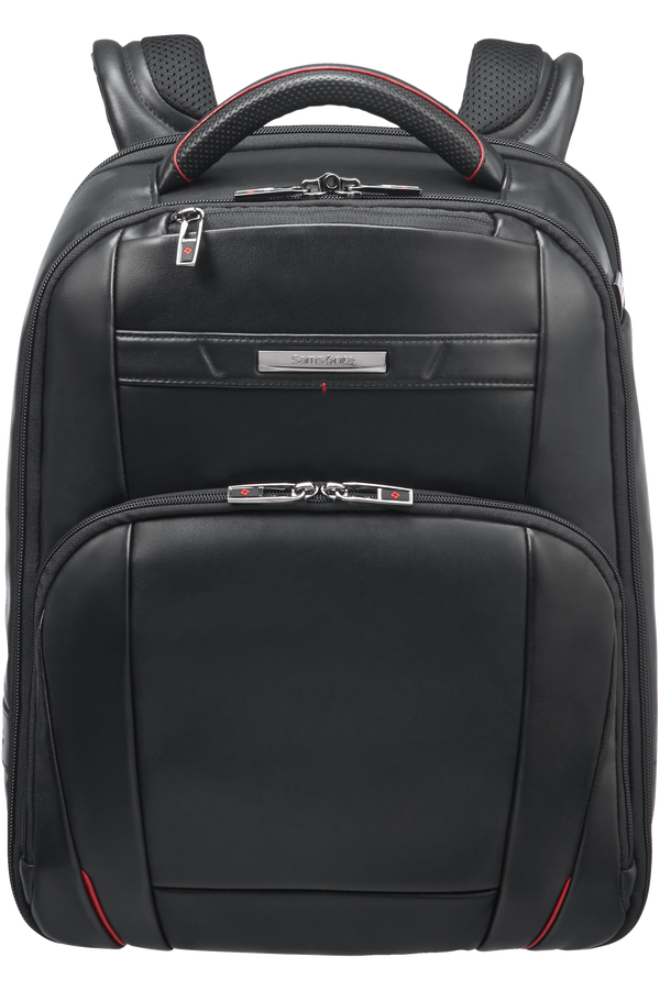 Samsonite Pro-Dlx 5 Lth Laptop Backpack  14.1inch Noir