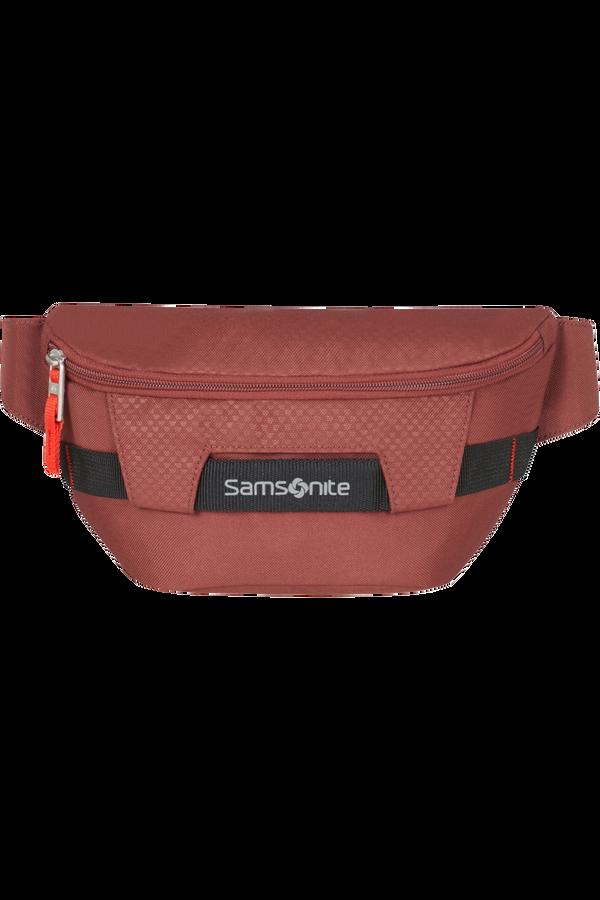 Samsonite Sonora Belt Bag  Barn Red