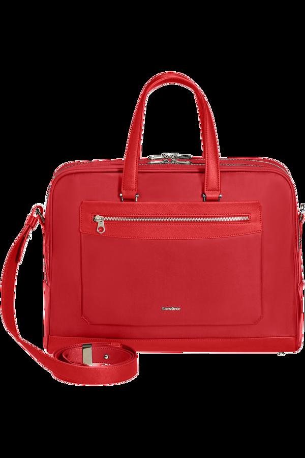 Samsonite Zalia 2.0 Bailhandle 2 Compartments 15.6'  Rouge classique