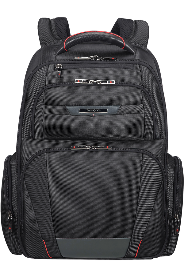 Samsonite Pro-Dlx 5 Laptop Backpack 3V Expandable  43.9cm/17.3inch Noir