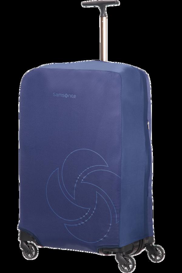 Samsonite Global Ta Foldable Luggage Cover M/L Bleu nuit
