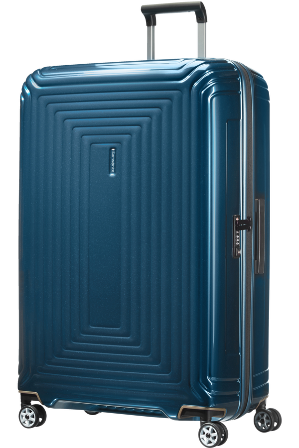 Samsonite Neopulse Spinner 81cm Metallic Blue