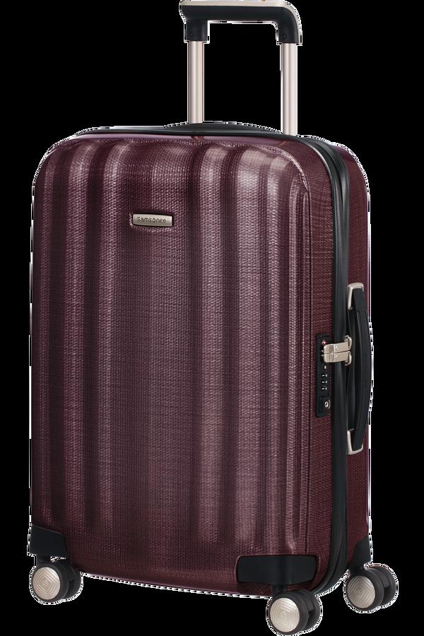 Samsonite Lite-Cube Spinner 55cm  Purple