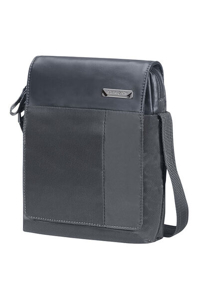 Hip-Tech Crossover Bag Grau