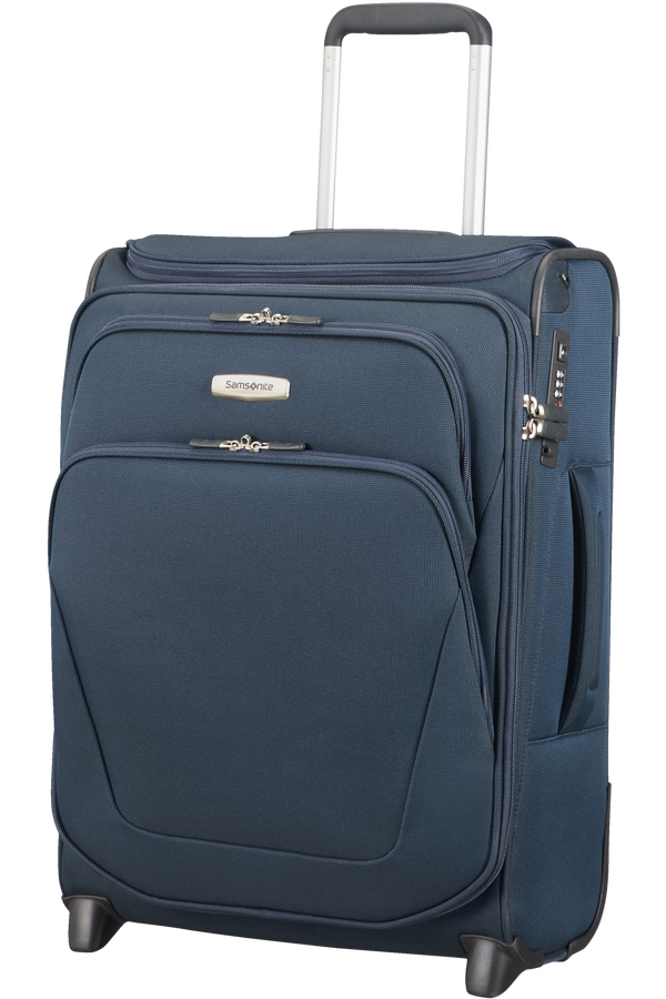 Samsonite Spark SNG Upright Toppocket extensible 55cm  Bleu