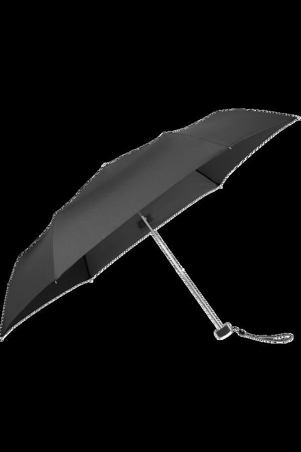 Samsonite Rain Pro 3 Sect. Ultra Mini Flat Schwarz