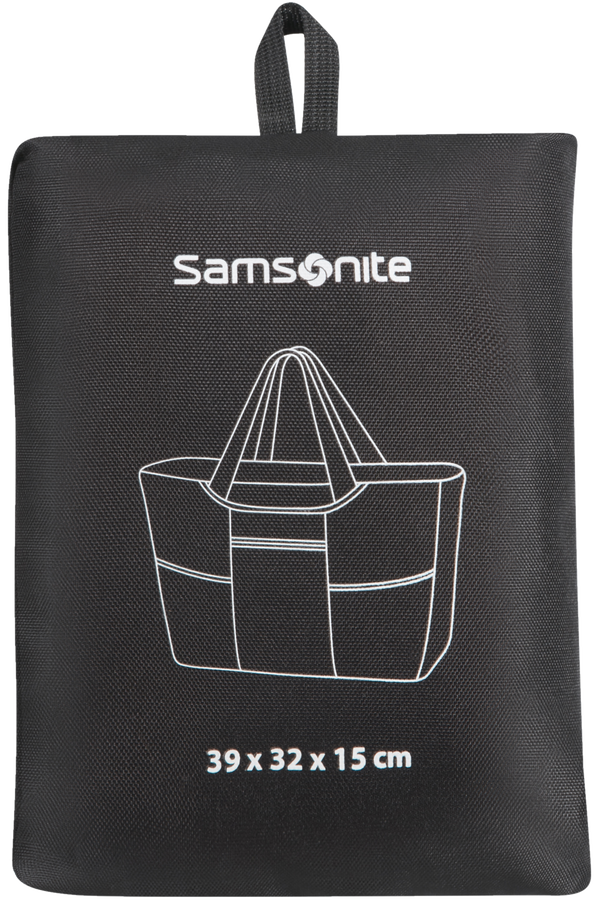 Samsonite Global Ta Foldable Shopping  Noir