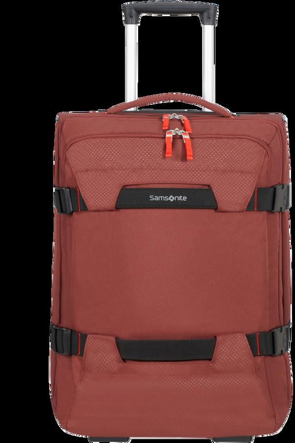 Samsonite Sonora Duffle with wheels 55cm  Barn Red