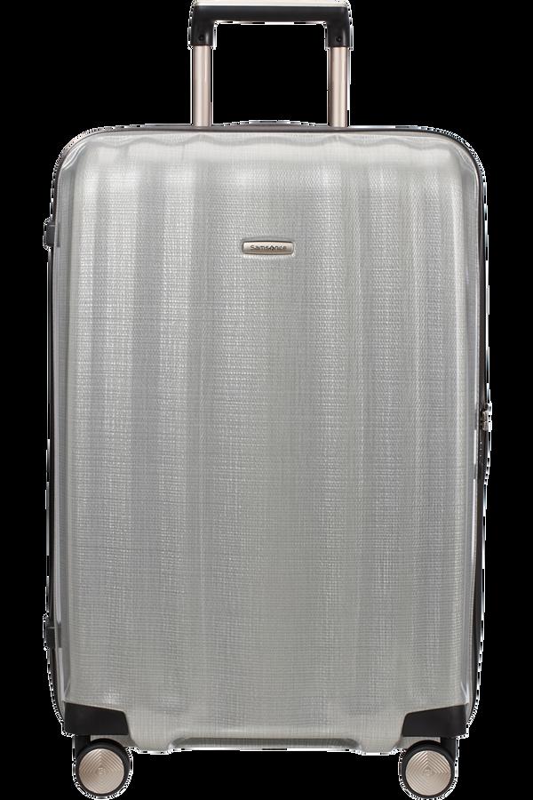 Samsonite Lite-Cube Spinner 76cm  Silber
