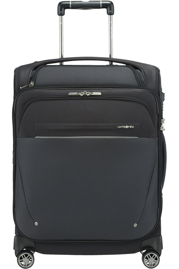Samsonite B-Lite Icon Spinner Exp. Toppocket 55cm  Noir