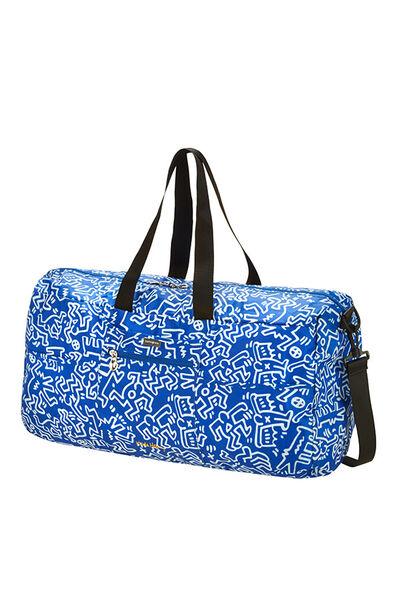 Travel Accessories Sac de voyage Graffiti bleu