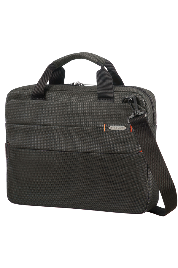 Samsonite Network 3 Sac ordinateur  35.8cm/14.1inch Charcoal Black