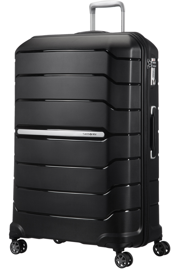 Samsonite Flux Spinner Extensible 81cm Noir
