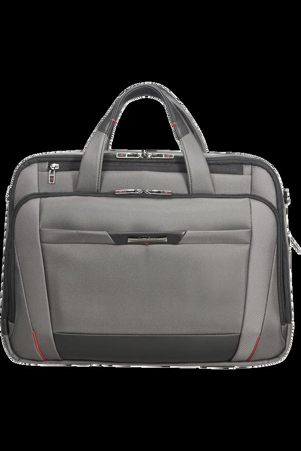 Samsonite Pro-Dlx 5 Laptop Bailhandle Expandable  43.9cm/17.3inch Gris magnétique