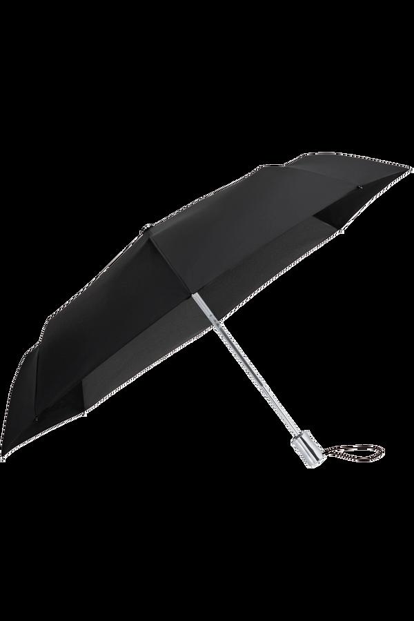 Samsonite Rain Pro 3 Sect. Auto O/C Schwarz