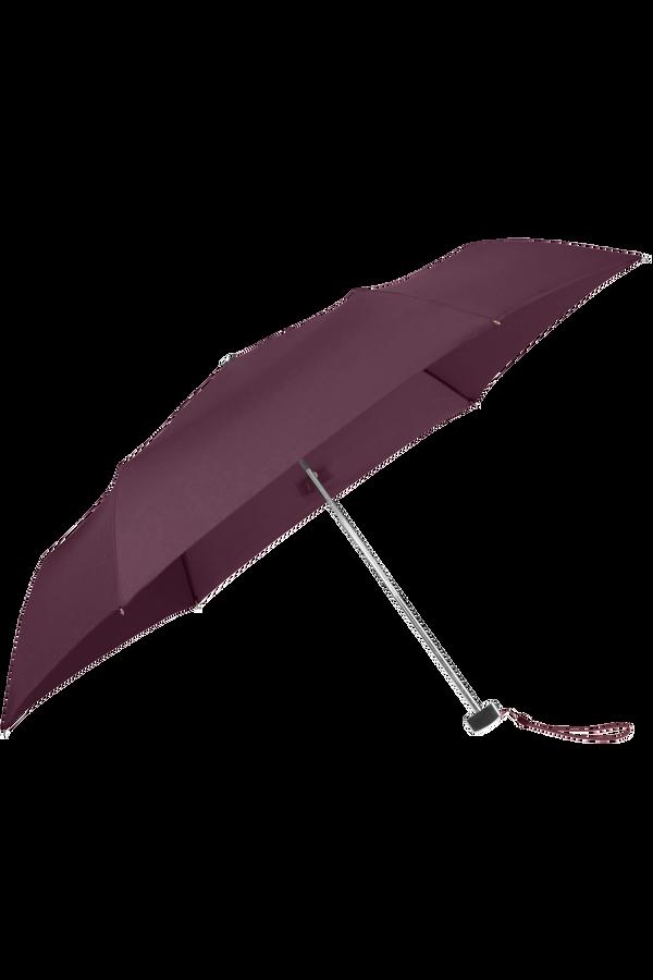Samsonite Rain Pro 3 Sect. Ultra Mini Flat  Dark Aubergine