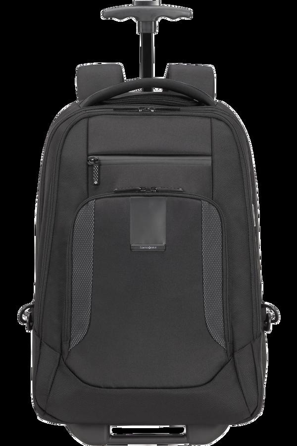 Samsonite Cityscape Evo Laptop Backpack with Wheels  15.6inch Noir