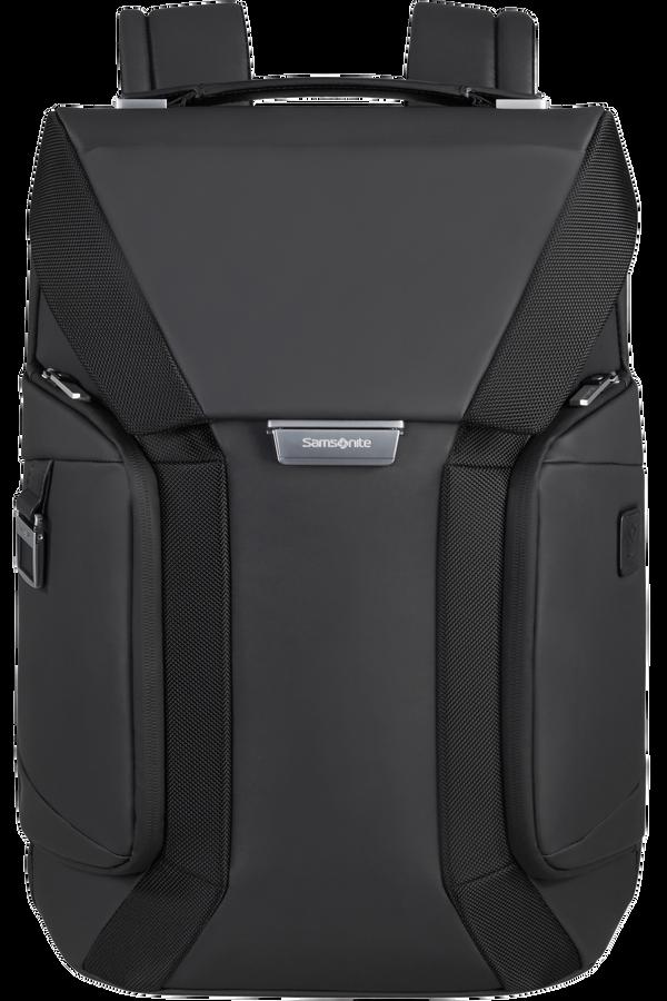 Samsonite Alu Biz Laptop Backpack Flap  15.6inch Noir
