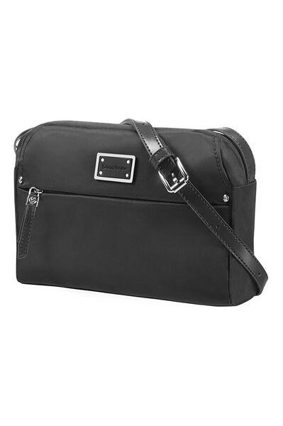 City Air Shoulder bag S Schwarz