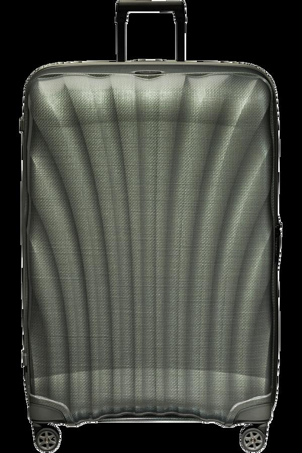 Samsonite C-Lite Spinner 86cm  Vert métal