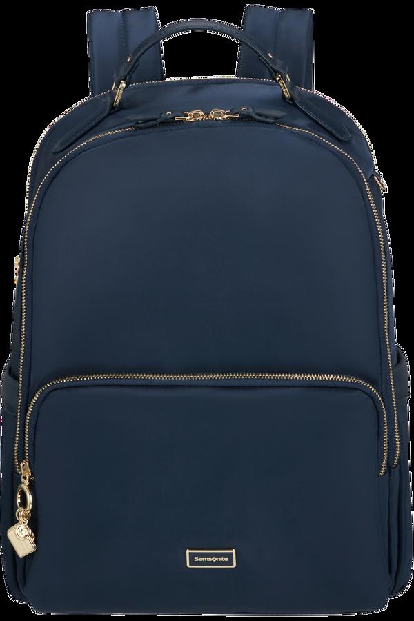 Samsonite Karissa Biz 2.0 Backpack  14.1inch Bleu nuit
