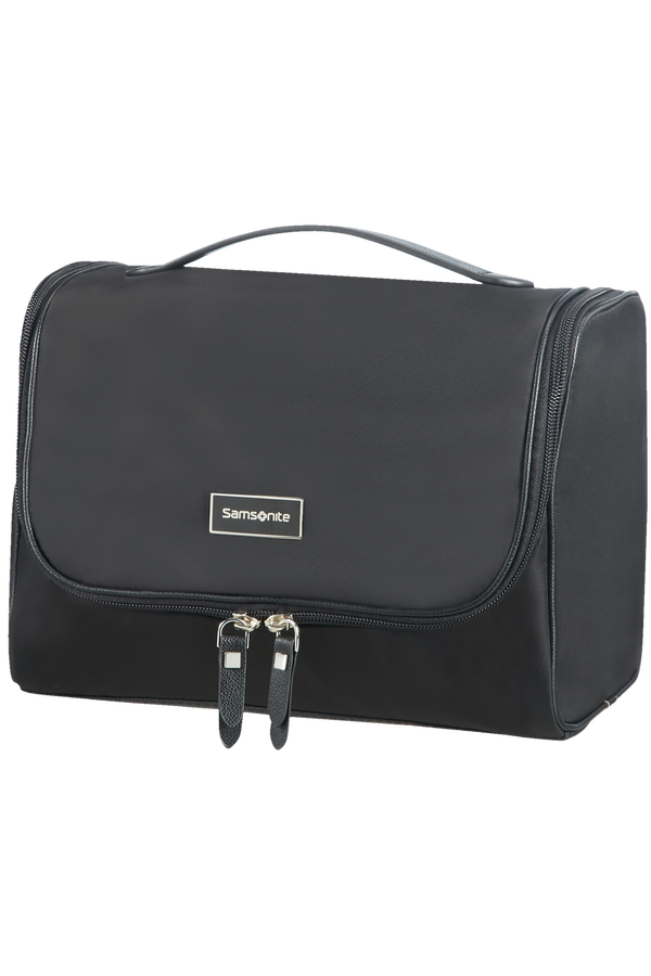 Samsonite Karissa Hanging Toiletry Bag Schwarz