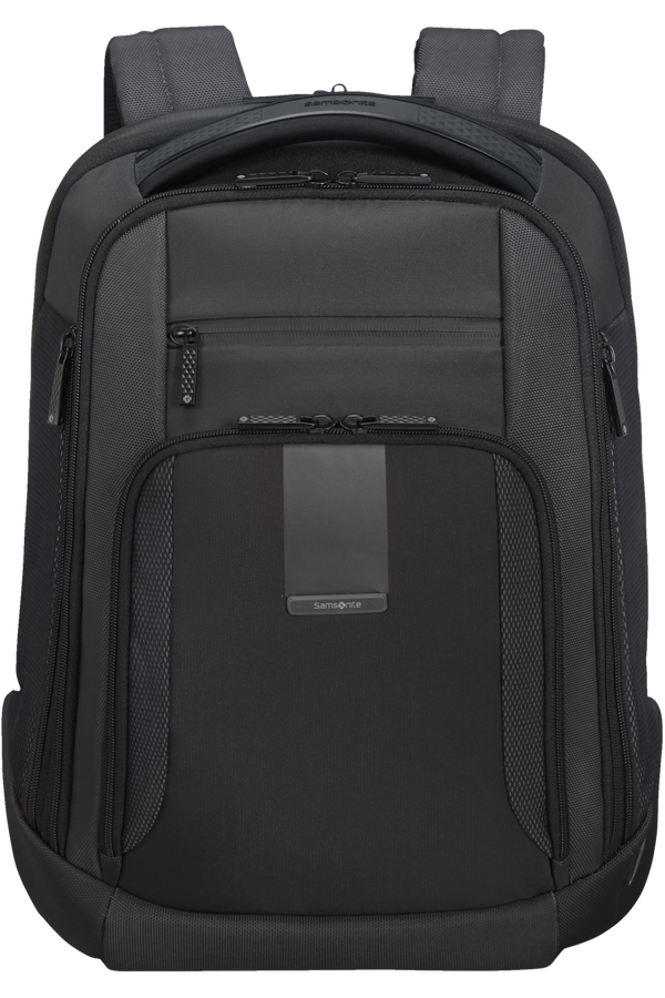 Samsonite Cityscape Evo Laptop Backpack Expandable  15.6inch Schwarz