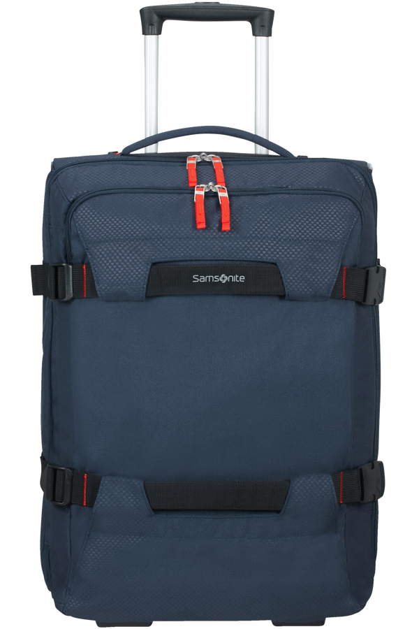 Samsonite Sonora Duffle with wheels 55cm  Night Blue