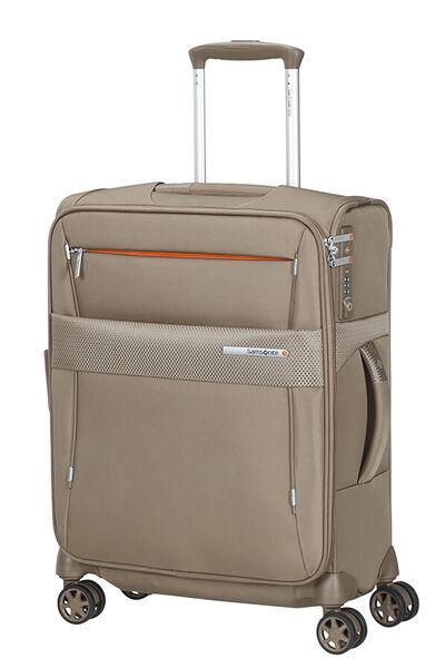 Duopack Trolley mit 4 Rollen Erweiterbar 55cm