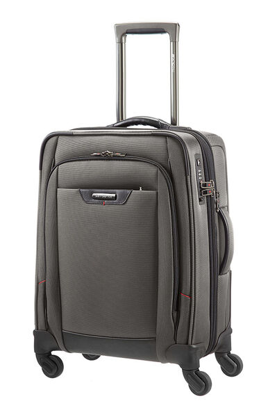 Pro-DLX 4 Business Trolley mit 4 Rollen 55cm Magnetic Grey