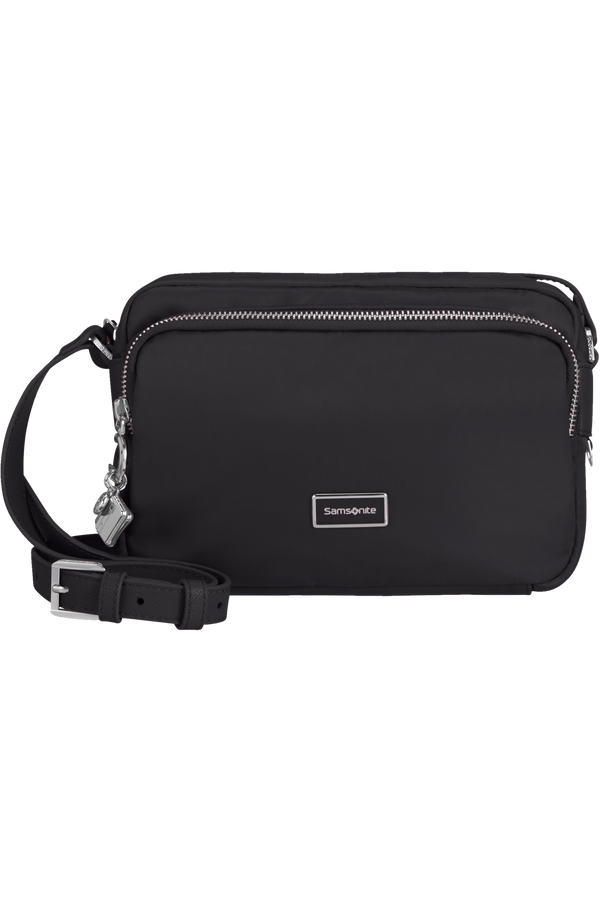 Samsonite Karissa 2.0 Pouch + Shoulder Bag M  Noir
