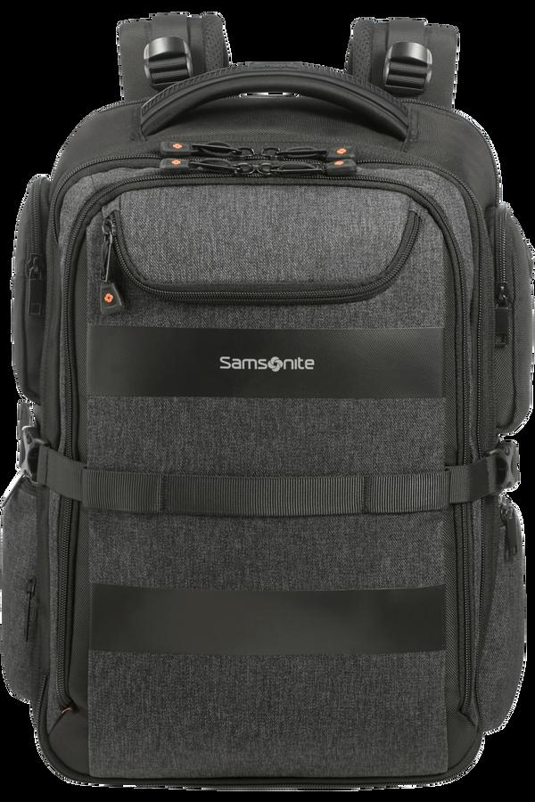 Samsonite Bleisure Backpack 15.6' Exp Overnight  Anthrazit