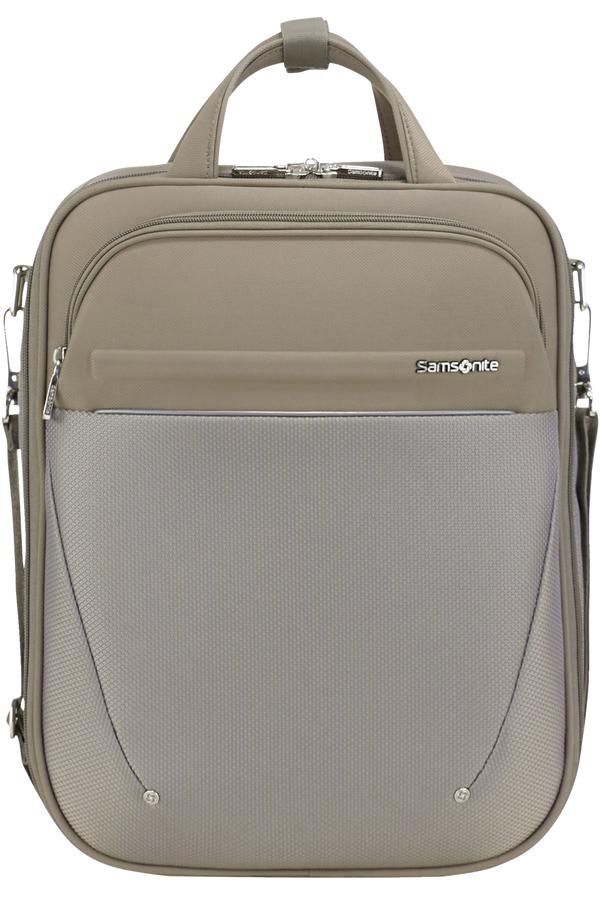 Samsonite B-Lite Icon 3-Way Laptop Backpack  15.6inch Dark Sand