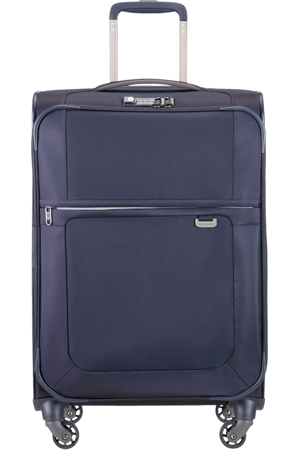 Samsonite Uplite Spinner extensible 67cm Bleu