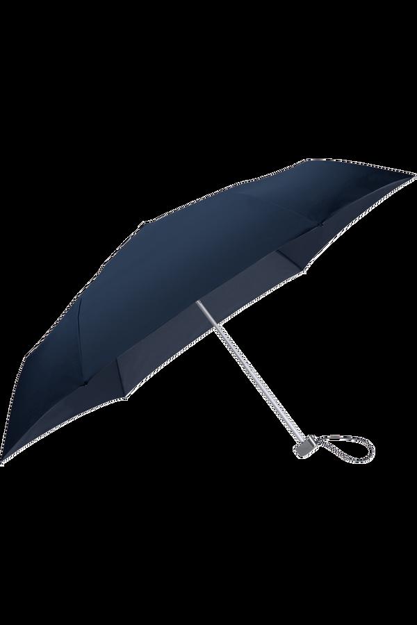 Samsonite Rain Pro 3 Sect. Manual Flat Blau