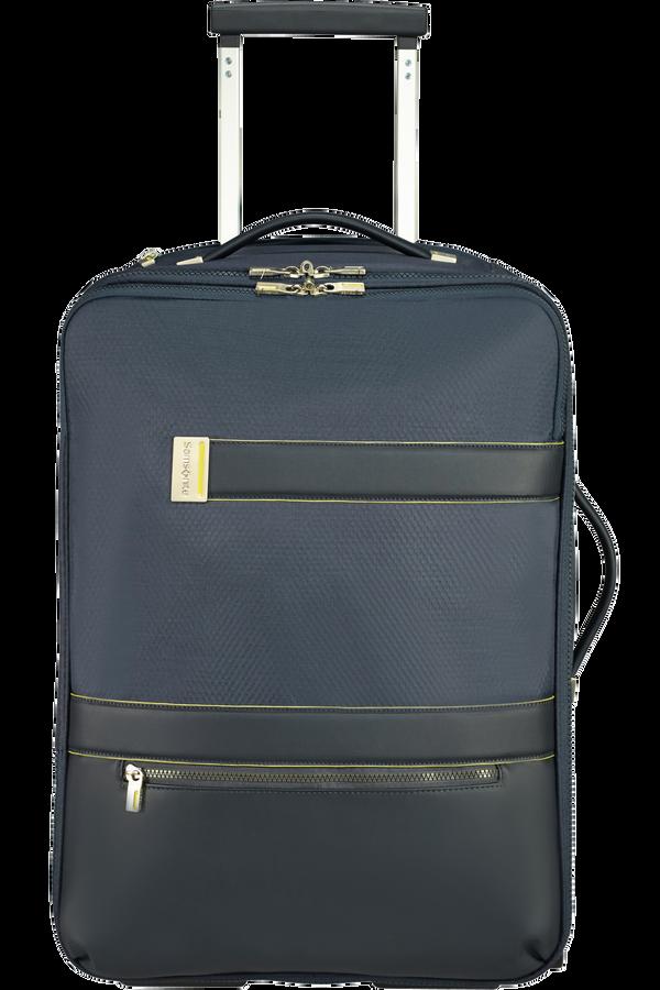 Samsonite Zigo Duffle with Wheels Backpack 55/20 55  Blue Nights