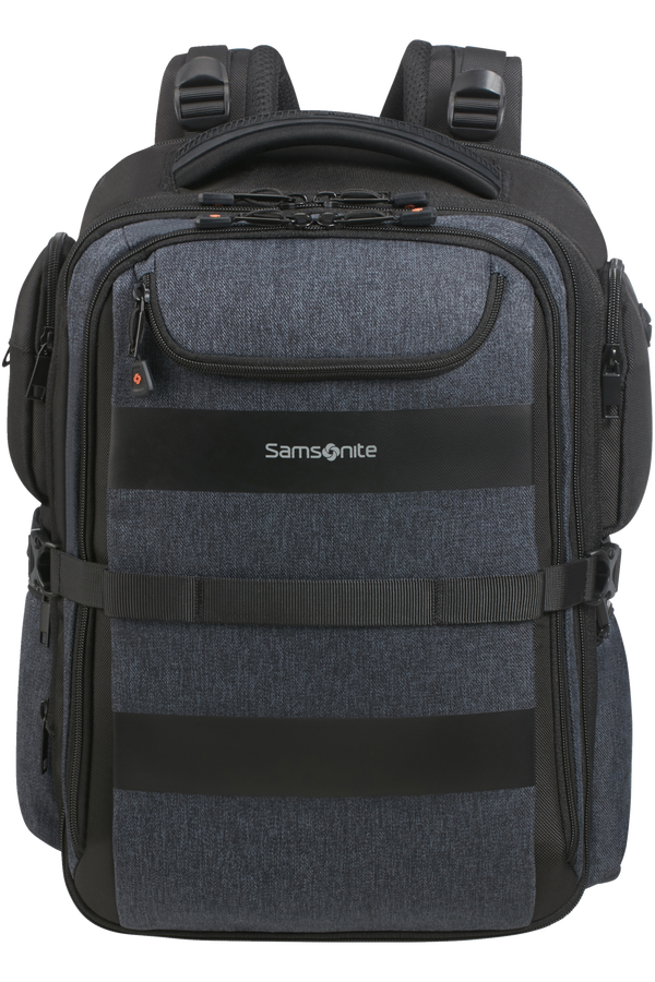 Samsonite Bleisure Backpack 15.6' Exp Overnight  Bleu foncé
