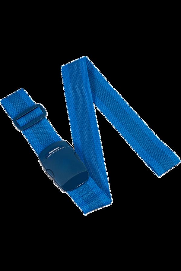 Samsonite Global Ta Luggage Strap 50mm Bleu nuit