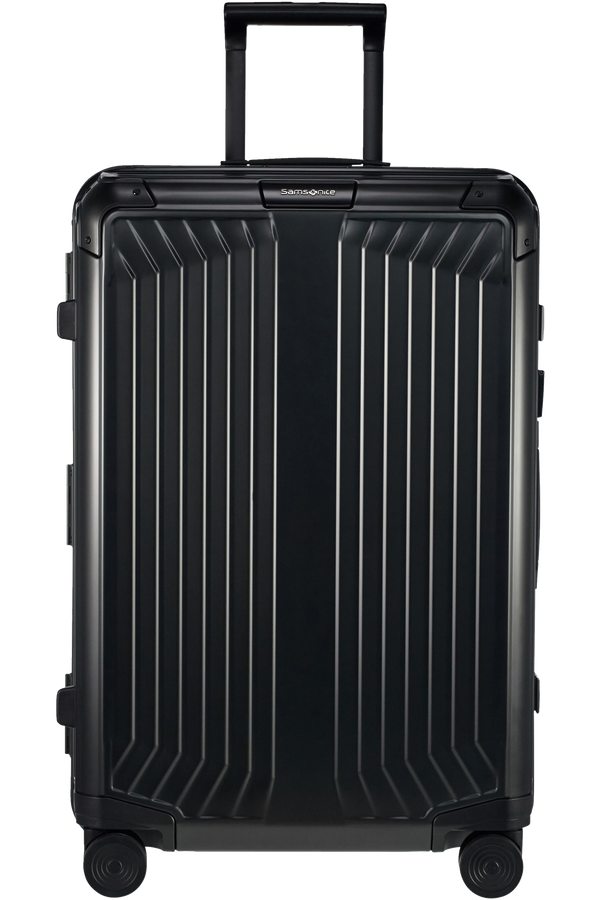 Samsonite Lite-Box Alu Spinner 69cm  Noir