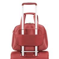 Smart-Sleeve zur sicheren Befestigung an Ihrem Gepäck, abnehmbarer Schultergurt für mehr Komfort beim Reisen.